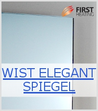 Infrarotheizung WIST Elegant Spiegel